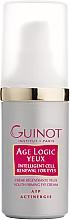 Parfumuri și produse cosmetice Cremă cu efect de întinerire pentru ochi - Guinot Age Logic Yeux