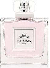 Parfumuri și produse cosmetice Balmain Eau d'Ivoire Pierre - Apă de toaletă (tester fără capac)