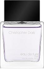 Parfumuri și produse cosmetice Christopher Dark Eau de Furie Men - Apă de toaletă