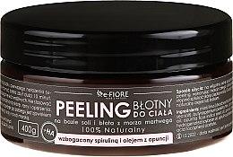 Духи, Парфюмерия, косметика Peeling cu spirulină pentru corp - E-Fiore Body Peeling