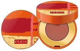 Parfumuri și produse cosmetice Fard mat de ochi - Pupa Summer Escape Intense Shadow
