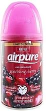 """Parfumuri și produse cosmetice Odorizant de aer """"Sparkling Berry"""" - Airpure Air-O-Matic Refill Sparkling Berry"""