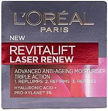 Parfumuri și produse cosmetice Cremă de zi anti-îmbătrânire - L'Oreal Paris Revitalift Laser X3