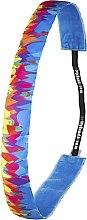 Parfumuri și produse cosmetice Bandă elastică de păr, multicoloră - Ivybands Abstract Power Play Hair Band