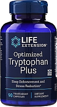 "Parfumuri și produse cosmetice Supliment alimentar ""Tryptophan Plus"" - Life Extension Tryptophan Plus"