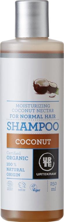 "Șampon de păr ""Cocos"" - Urtekram Coconut Shampoo — Imagine N1"