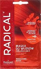 Parfumuri și produse cosmetice Mască regenerantă pentru părul deteriorat - Farmona Radical Mask