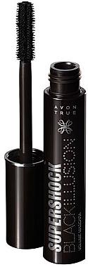 Rimel pentru gene - Avon SuperShock Black Illusion — Imagine N1