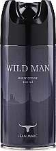 Parfumuri și produse cosmetice Jean Marc Wild Man - Deodorant