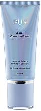Parfumuri și produse cosmetice Primer pentru față - Pur 4-In-1 Correcting Primer Hydrate & Balance