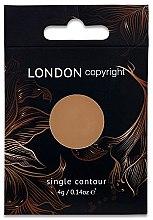 Parfumuri și produse cosmetice Pudră pentru contouring - London Copyright Magnetic Face Powder Contour