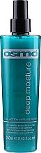 """Parfumuri și produse cosmetice Spray balsam bifazic pentru """"Hidratare profundă"""" - Osmo Deep Moisture Dual Action Miracle Repair"""