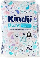 Parfumuri și produse cosmetice Preț redus! Discuri din bumbac. - Cleanic Kids Care Cotton Pads