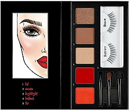 Parfumuri și produse cosmetice Paletă de machiaj - Ardell Beauty Looks To Kill Eye & Lip Palette