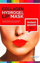 Parfumuri și produse cosmetice Mască de hidrogel cu colagen pentru buze - Beauty Face Wrinkle Smooth Effect Collagen Hydrogel Lip Mask