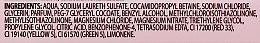 Săpun lichid pentru mâini - Baylis & Harding Pink Fizz & Elderflower Hand Wash Limited Edition — Imagine N3