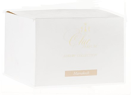 Lumânare parfumată - Chic Parfum Luxury Collection Marrakech Candle — Imagine N3
