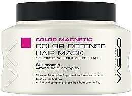 Parfumuri și produse cosmetice Mască pentru păr colorat - Vasso Professional Color Defence Hair Mask