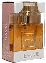 Parfumuri și produse cosmetice Christopher Dark MAYbe L'eau Vie - Apă de parfum