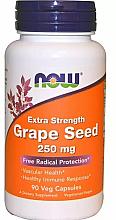 """Parfumuri și produse cosmetice Capsule """"Extract de semințe de struguri"""", 250 mg - Now Foods Grape Seed Extra Strength 250 mg"""