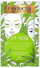 Духи, Парфюмерия, косметика Patch-uri sub ochi - Perfecta Eye Patch Aloe & Vitamins