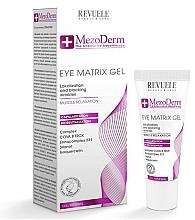 Parfumuri și produse cosmetice Gel pentru zona ochilor - Revuele Mezoderm Eye Matrix Gel Eye Contour