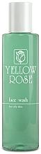 Parfumuri și produse cosmetice Gel de curățare cu propolis pentru față - Yellow Rose Face Wash For Oily Skin