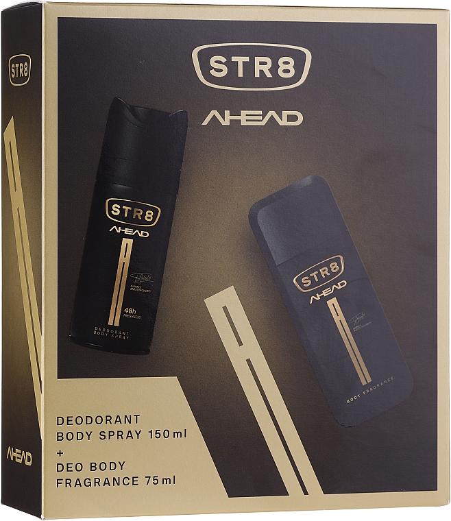 STR8 Ahead - Set (b/spray/75ml + deo/150ml) — Imagine N1