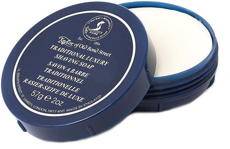 Săpun tradițional de bărbierit - Taylor Of Old Bond Street Traditional Luxury Shaving Soap — Imagine N1