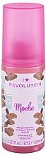 Духи, Парфюмерия, косметика Спрей фиксирующий макияж - I Heart Revolution Fixing Spray Mocha
