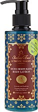 Parfumuri și produse cosmetice Loțiune cu extract de aloe vera pentru corp - Sabai Thai Jasmine Aroma Moisturizing Body Lotion