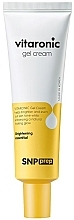 Parfumuri și produse cosmetice Cremă-gel cu vitamina C pentru strălucirea tenului - SNP Prep Vitaronic Gel Cream