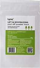 """Parfumuri și produse cosmetice Mască de față """"Efect de lifting"""" - Lynia Lift & Revitalizing Peel-off Powder Mask"""