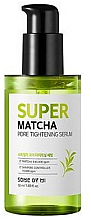 Parfumuri și produse cosmetice Ser pentru strângerea porilor - Some By Mi Super Matcha Pore Tightening Serum