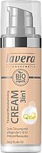 Parfumuri și produse cosmetice Fond de ten - Lavera Tinted Moisturizing Cream 3-in-1 Q10