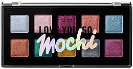 Parfumuri și produse cosmetice Paleta fard de pleoape - NYX Professional Makeup Love You So Mochi Eyeshadow Palette