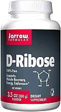 Parfumuri și produse cosmetice Supliment nutritiv - Jarrow Formulas D-Ribose Powder