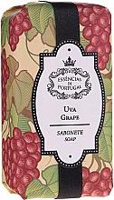 """Parfumuri și produse cosmetice Săpun natural """"Struguri"""" - Essencias De Portugal Natura Grape Soap"""