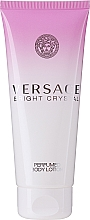 Versace Bright Crystal - Набор (edt 90ml + b/l 100ml) — фото N3