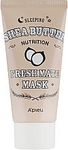 Parfumuri și produse cosmetice Mască de noapte cu unt de shea - A'pieu Fresh Mate Shea Butter Mask