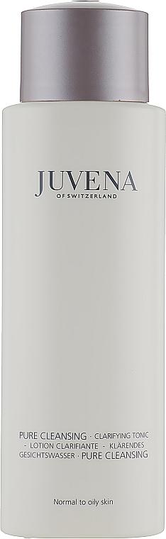 Soluție tonică pentru ten normal și gras - Juvena Pure Cleansing Clarifying Tonic — Imagine N2