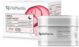 Parfumuri și produse cosmetice Cremă de noapte pentru față - Vis Plantis Reti Vital Care Anti-Wrinkle Nourishing Night Cream