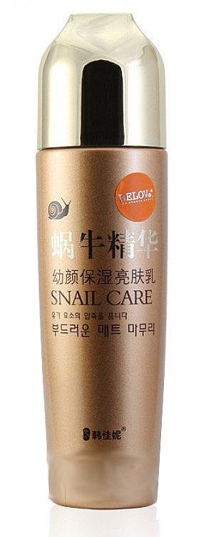 Emulsie facială cu mucus de melc - Belov Snail Care Emulsion