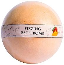 "Духи, Парфюмерия, косметика Bombă de baie ""Mango"" - Kanu Nature Bath Bomb Mango"