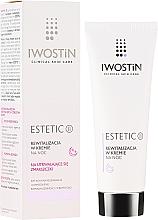 Parfumuri și produse cosmetice Cremă regenerantă de noapte pentru față - Iwostin Estetic 2 Revitalization Night Cream