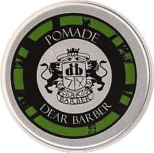 Parfumuri și produse cosmetice Pomadă pentru coafare - Dear Barber Pomade (Mini)