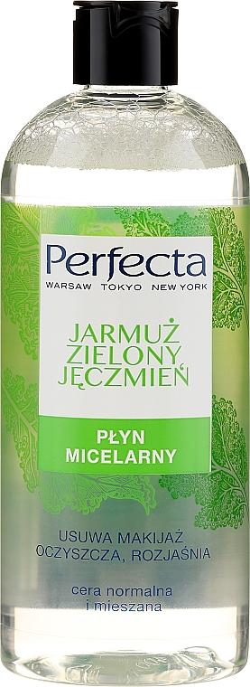 """Apă micelară """"Varză și orz verde"""" - Perfecta — Imagine N1"""