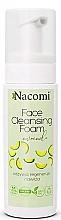 Parfumuri și produse cosmetice Spumă de curățare pentru față - Nacomi Face Cleansing Foam Avocado