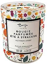 Parfumuri și produse cosmetice Lumânare aromată - Baija Ete A Syracuse Scented Candle
