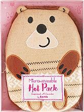 "Parfumuri și produse cosmetice Body warmer ""Lavandăr"" - Bomb Cosmetics Harry the Hedgehog Body Warmer"